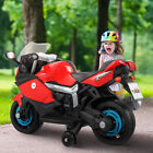6V Electric Motorcycle Kids Ride On Car Toy Battery Powered 4 Wheels Multi-Color