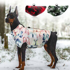 Winter Dog Vest Coat For small Large Dogs Warm Cotton Puppy Jacket Clothes L-6XL