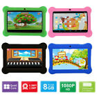 """7"""" Quad Core Android Tablet PC WiFi MID Dual Cameras 8GB for Kids Children Gift"""