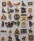 DIFFERENT QUEBEC CANADA RCMP GRC POLICE OR ELSE PIN (YOUR CHOICE) # G892