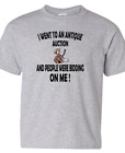 Short Sleeve T-Shirt: Antique Auction is Me - FREE SHIPPING