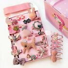 24pcs Set Baby Hair Clips Cartoon Headband Bow Flower Hairpin Barrettes NO BOX