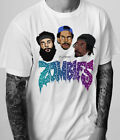 FLATBUSH ZOMBIES T SHIRT HIP HOP RAP VARIOUS SIZES PRO ERA JOEY BADASS