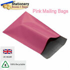 STRONG PINK Mailing Bags 17