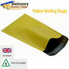 STRONG YELLOW Mailing Bags 6.25