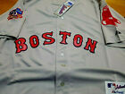 Brand New! Boston Red Sox #48 2015 Pablo Sandoval Majestic sewn Jersey Mens Gray