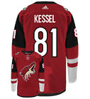 Phil Kessel Arizona Coyotes Adidas Authentic Home NHL Hockey Jersey