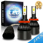 Protekz LED Light Bulb Conversion Kit H11 9005 for 2013-2017 Dodge Dart $30.98 CAD on eBay