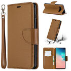 For Samsung Galaxy J4 Plus J6 Plus A7 A6 2018 Magnetic Leather Wallet Case Cover