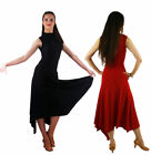 Kyпить st012 New Women Ballroom Latin Rhythm Salsa Swing Dance Party Costume Dress на еВаy.соm