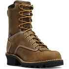 NEW Danner 15437 Composite Toe Insulated Logger Boot