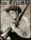 """""""LUCAS McCAIN"""" CHUCK CONNORS """"The Rifleman """" Personalized T-shirts"""