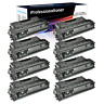 8 PK CF280X 80X Black Toner cartridge Compatible For HP LaserJet Pro 400 M425dn