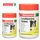 Vetzyme Dog Conditioning Tablets Health & Vitality Savoury Flavour by Bob Martin