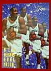 1995-96 FLAIR HOT NUMBERS MALONE Anticipation Robinson Michael Jordan Garnett