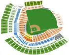 Cincinnati Reds Tickets vs Chicago Cubs. Section 134 Row P Seats 10-13 on Ebay