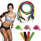 Exercise Bands Latex Resistance Trainers Elastic Band Gym Yoga Elastic Band US image
