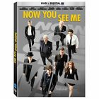 Now You See Me (DVD, 2013, Includes Digital Copy UltraViolet)