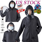 Kyпить Reusable Protective Suits Safety Coverall Clothing Isolation Cover Mouth Shield на еВаy.соm