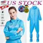 Kyпить Reusable Coveralls Clothing Protective Safety Overall Suit Splashproof Isolation на еВаy.соm