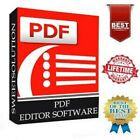 PDF Editor Software Full Pro Multi Language⏳ |🇺🇸USA Digital Download🇺🇸📣30s