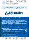 Mightie Company Worlds #1 Water Purification Tablets - Aquatabs