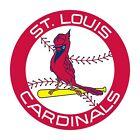 St. Louis Cardinals 2 PACK Die Cut Decal Sticker - You Choose Size FREE SHIPPING on Ebay