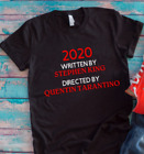 2020 Written by Stephen King, Black Unisex Short Sleeve T-shirt  image