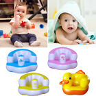 0-3Y Cartoon Baby Inflatable Sofa Chair PVC Kids Cute Learning to Sit Seat Stool
