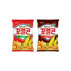 [Lotte] Concial Corn (Original / Baked Corn) / Korea Snack / 꼬깔콘