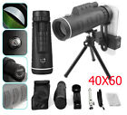 40X Optical HD Zoom Telephoto Telescope Lens+Tripod For Universal Cell Phone US