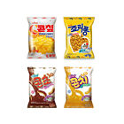 [Crown] Snack Pack (Corn Chips / Jolly Pong) / Korea Snack / 크라운 봉지과자
