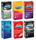 Durex Condoms - Ultra Thin Featherlite - Intimate Closer Feeling - Retail Boxes