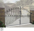 Driveway gates Wrought iron, metal, steel gates Galvanised & Powder Coated