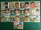 1956 TOPPS BASEBALL #1-98 PICK CARDS YOU WANTBaseball Cards - 213