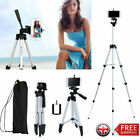 Pro Stretchable Camera Tripod Stand Mount Holder For iPhone Samsung Phone+ Bag