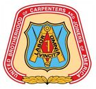Carpenter Union Sticker Decal (Select your Size)