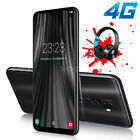 "Xgody 4g 9.0 Android Note 8 Unlocked Mobile Smart Phone Dual Sim 6.3"" Smartphone"