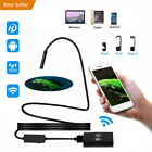 2M 3.5M WiFi Borescope Endoscope Inspection Camera for i Phone Android iOS HT