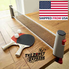 Kyпить Retractable Table Tennis Ping Pong Portable Net Kit The Pongy Express Brand на еВаy.соm