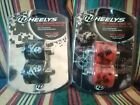 2 Sets Of Heelys Fats Wheel Kit Collectible Wheels - Choice Of Colours  Sizes