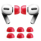 3 Pairs Memory Foam Ear Tips Replacement Buds For Apple Airpods Pro Headphones