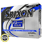 Srixon Q Star Tour Golf Balls White New Boxed + 2 Trial Balls