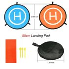 Dual Sides Unmanned Aerial RC Drone Landing Mat Helipad Helicopter Landing Pad