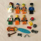 Lego Minifigure Set of Minifigures Choice Superheroes Mixed Lot Accessories