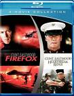 FireFox /Heartbreak Ridge Clint Eastwood (Blu Ray)