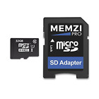 MEMZI PRO 32GB Class 10 90MB/s Micro SDHC Memory Card with SD Adapter for Huawei