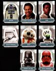 Topps 2019 Star Wars Rise of Skywalker Sticker Cards Pick Your Card $3.0 USD on eBay