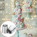 Stainless Steel Icing Piping Nozzle Diy Cake Decoration Tips Flower Pastry D6r8
