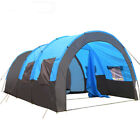8-10 Person Big Tent Waterproof Large Room Family Tent Outdoor Camping Garden